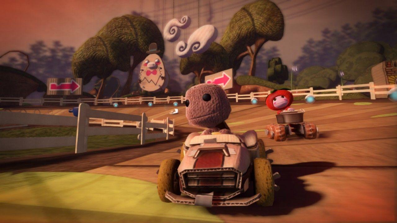 LittleBigPlanet Karting: trailer dalla Gamescom