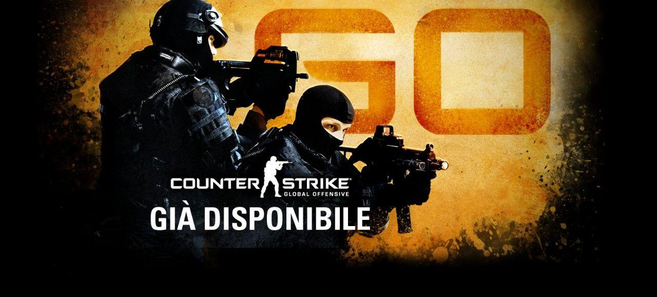 Immagine Counter-Strike: Global Offensive è disponibile su Steam