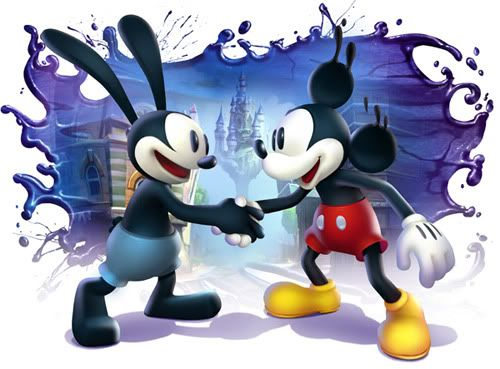 Novità in Epic Mickey 2: The power of Two