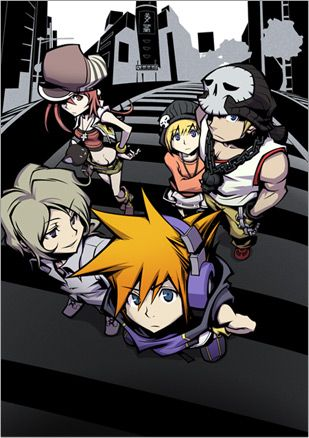 The World Ends with You: Solo Remix