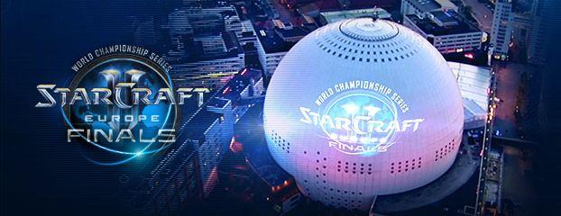 Il trailer ufficiale delle finali europee delle Starcraft II WCS!