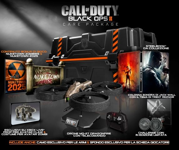 Care Package - Xbox 360