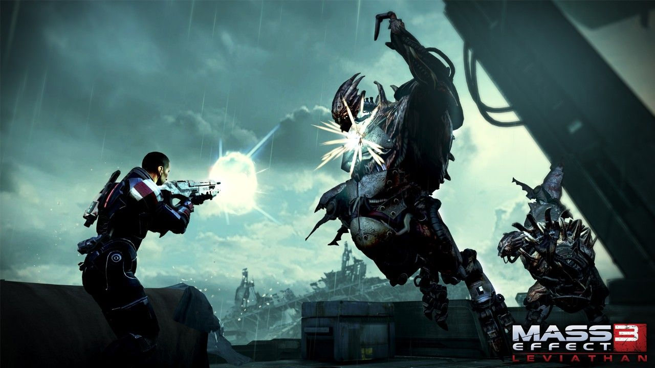Immagine Mass Effect 3: Leviathan è disponibile per il download