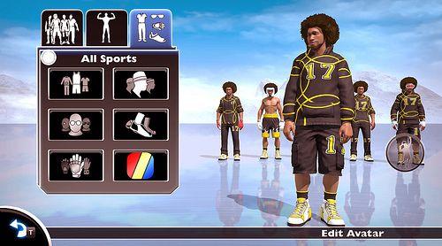 Editor creazione personaggi