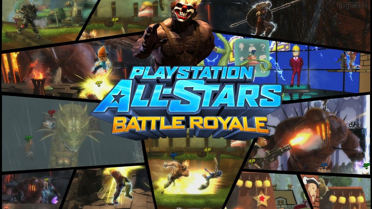 Playstation All-Stars Battle Royale - Sweet Tooth