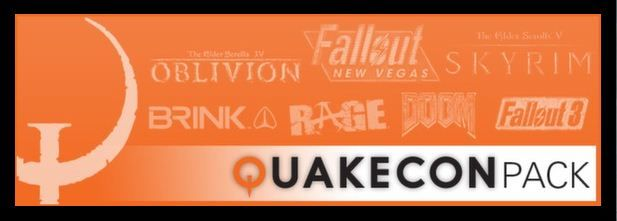 Quakecon Bundle e tante offerte di id Software e Bethesda su Steam