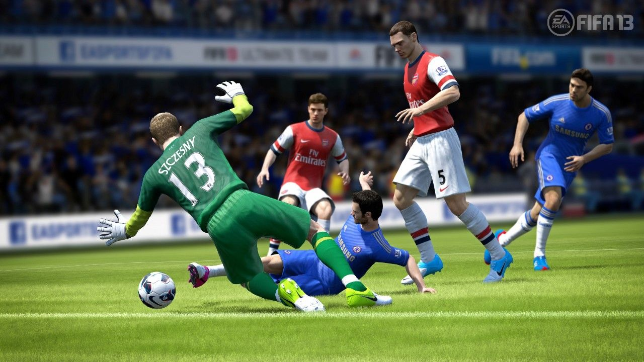 Annunciato ufficialmente FIFA 13 anche per Wii U.