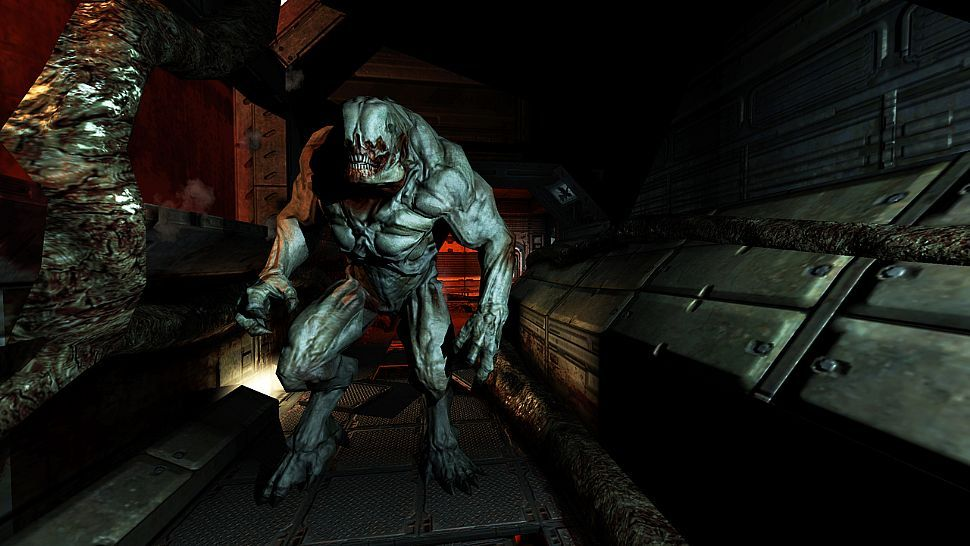 Doom 3 BFG Edition - trailer per i livelli inediti