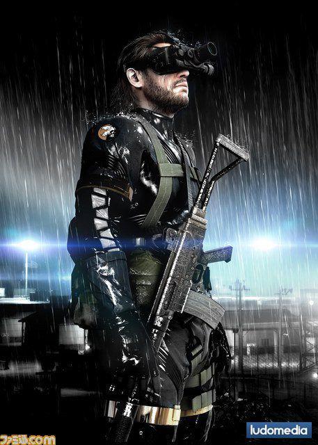 Metal Gear Solid: Ground Zeroes, il prossimo capitolo della serie!