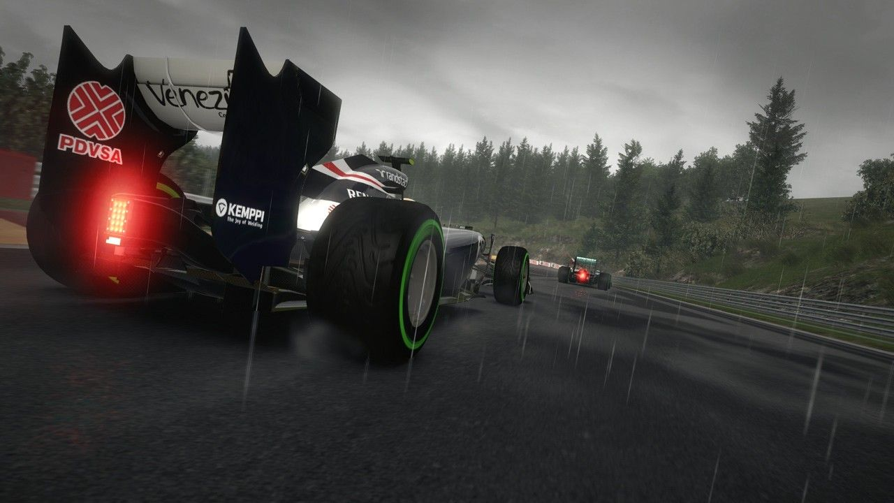 F1 2012: secondo diario di sviluppo