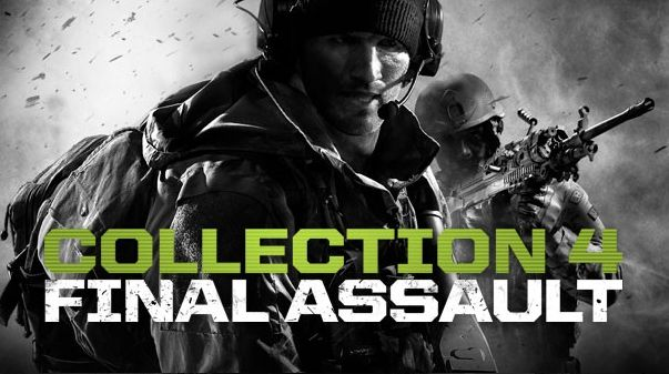 Collection #4: Final Assault