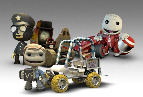 LittleBigPlanet Karting: a novembre i sackboy torneranno su PS3