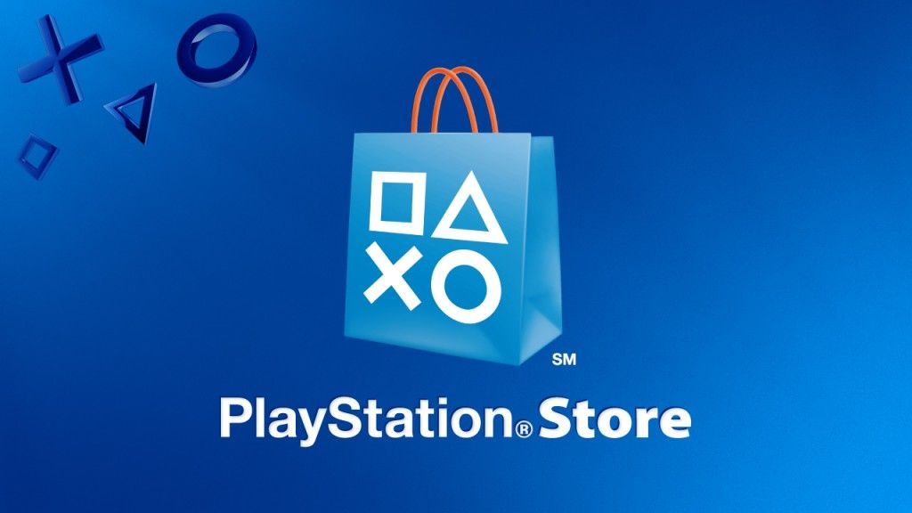 Logo Ps Store