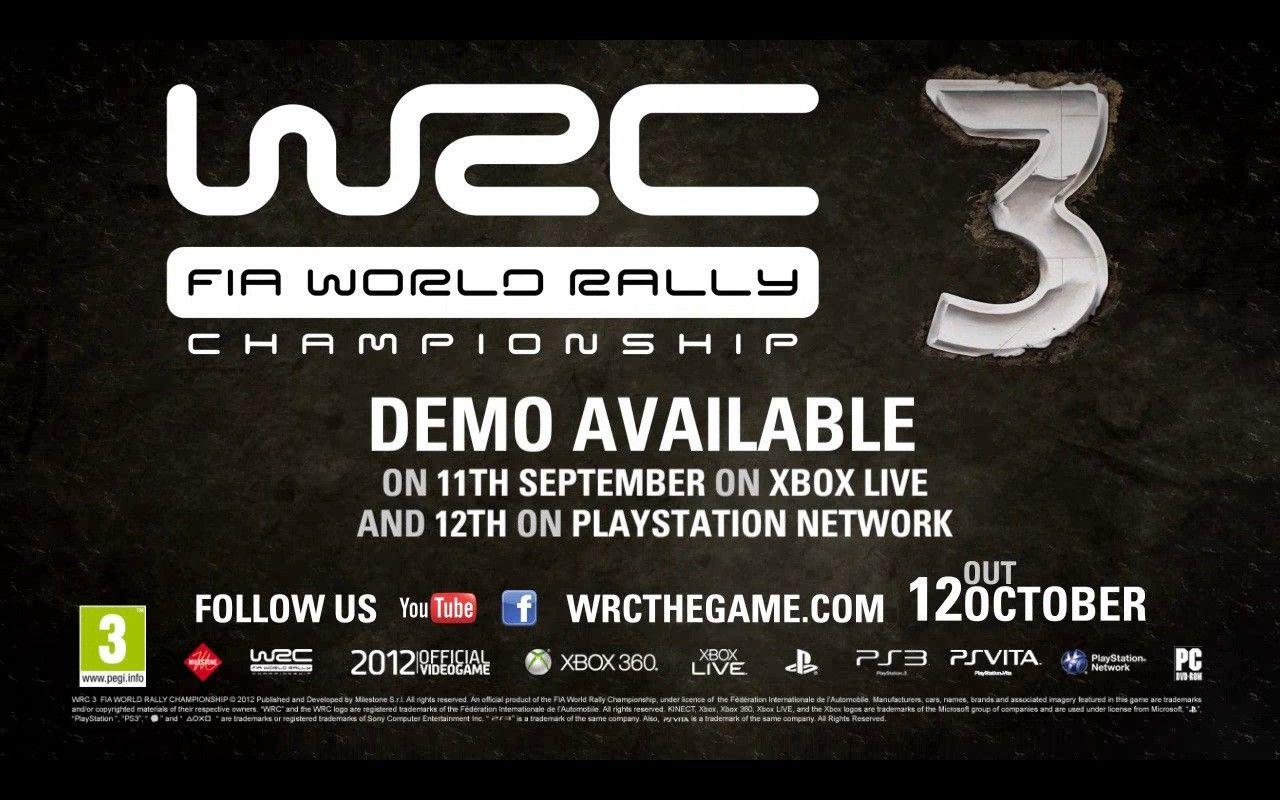 Immagine WRC 3: Demo in arrivo su Xbox Live e PSN