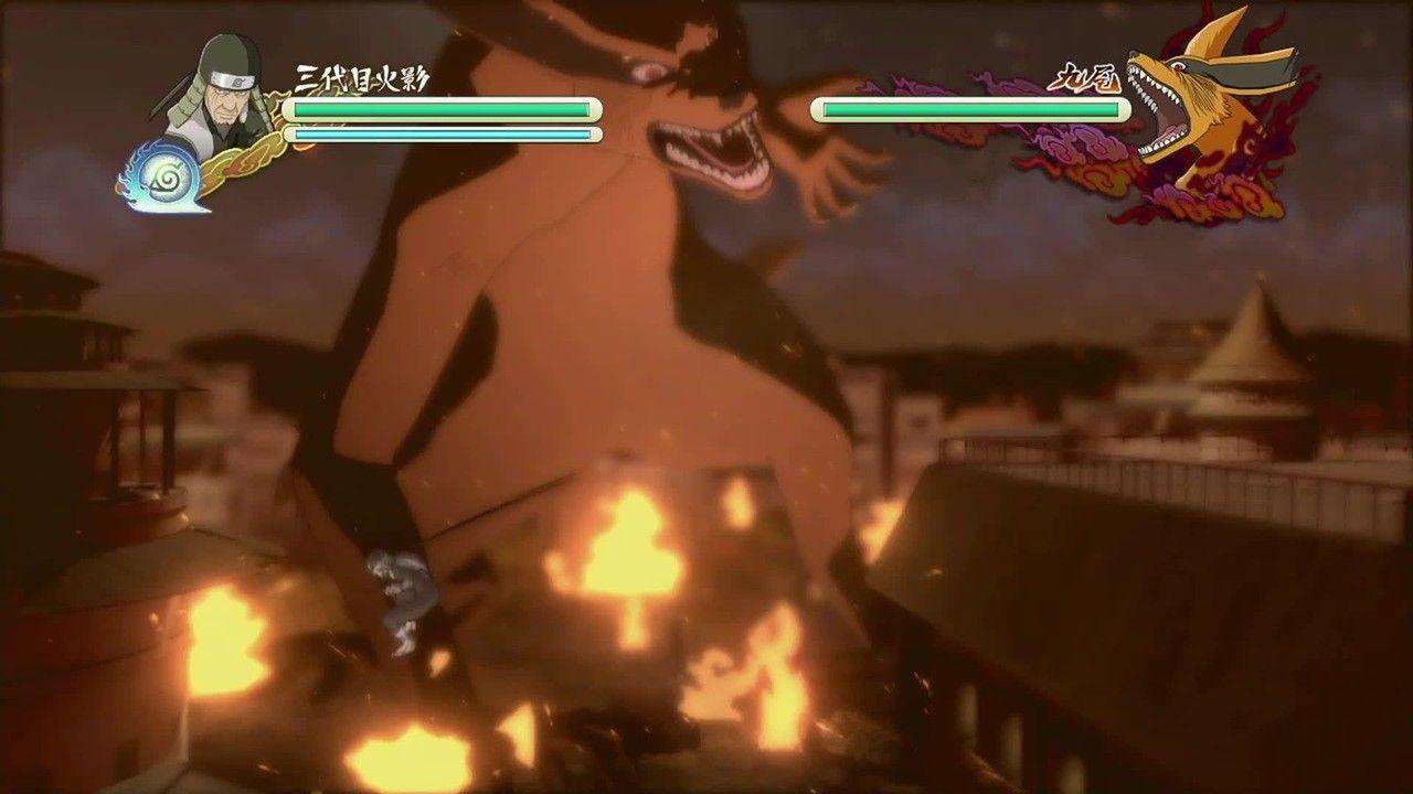 Immagine Nuovo Trailer per Naruto Ultimate Ninja Storm 3