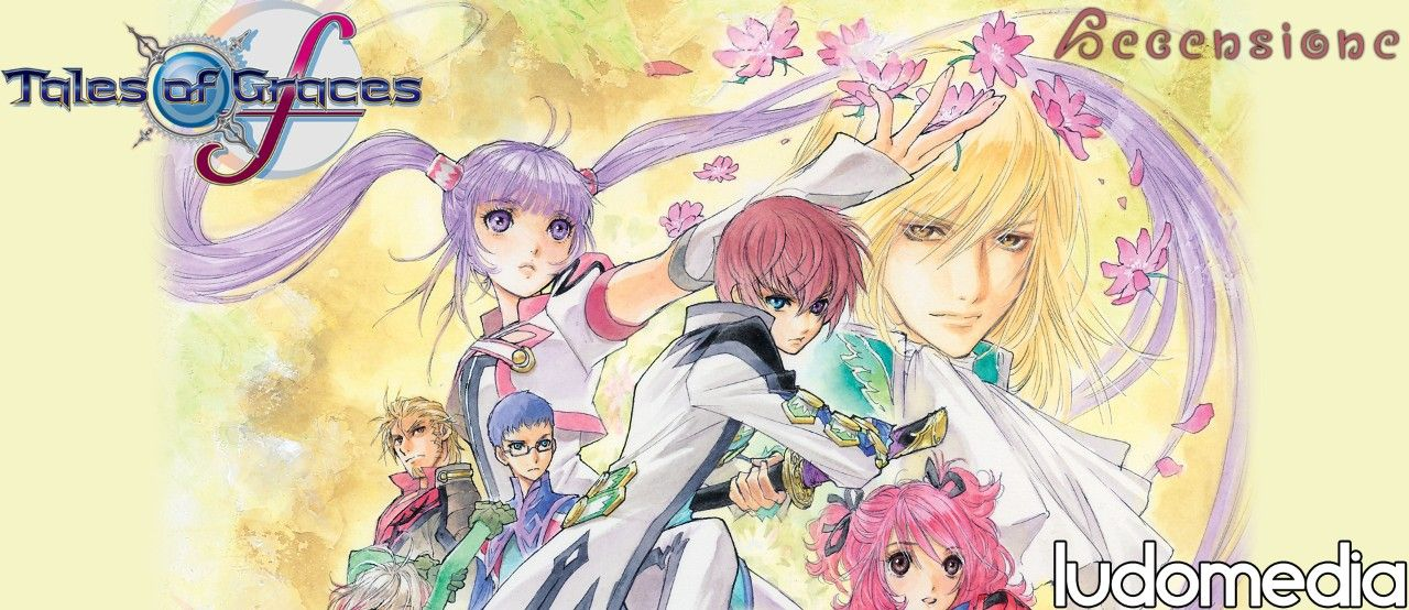 Recensione Tales of Graces f