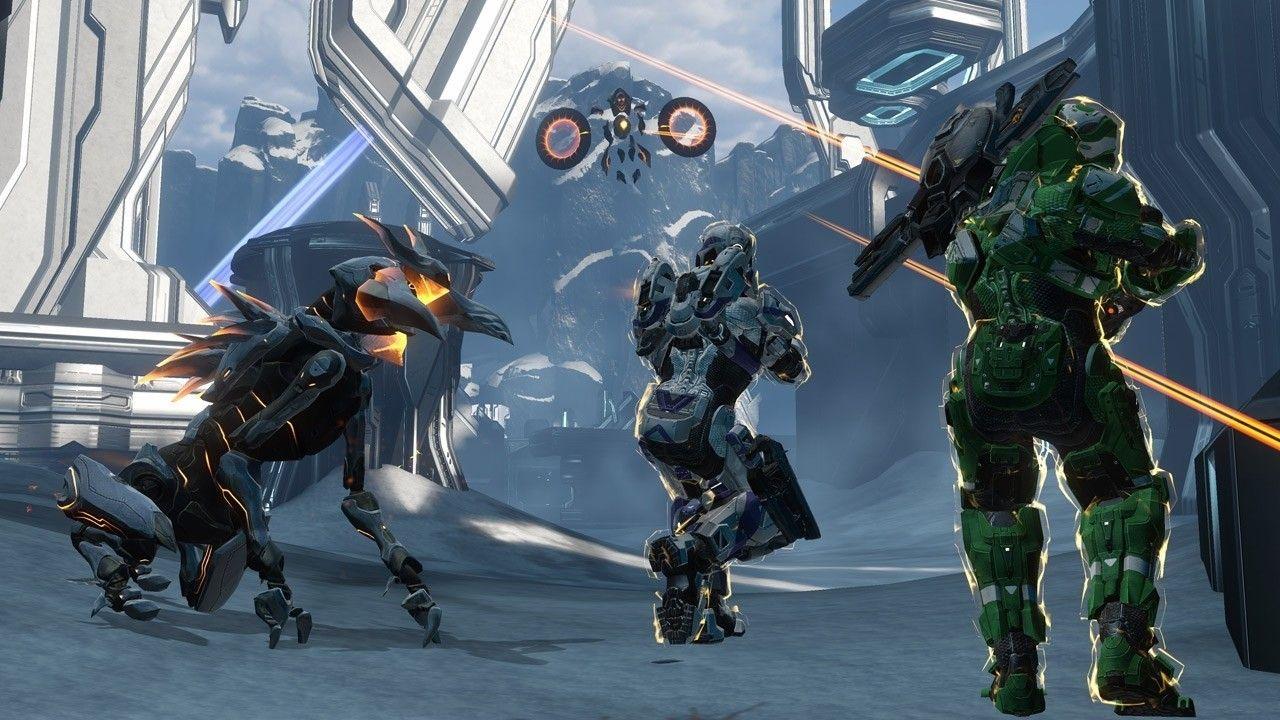 Immagine Halo 4 in cima alle vendite in UK, ma va peggio di Reach