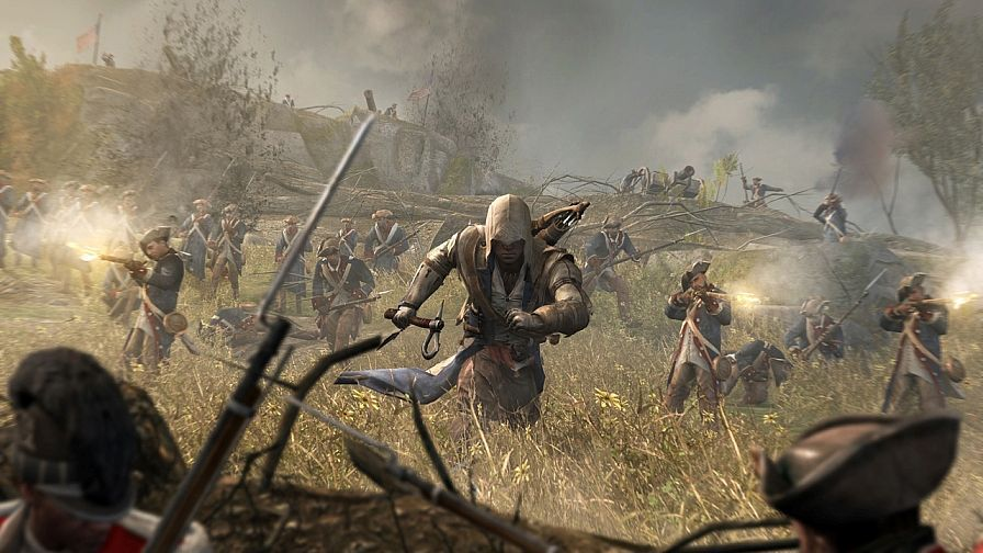 Immagine Assassin's Creed III: disponibile nei negozi