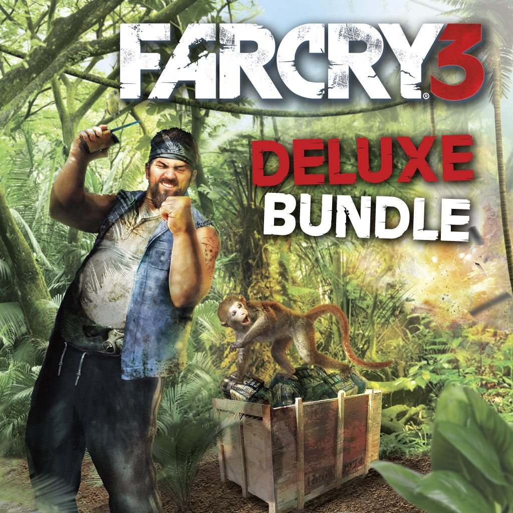 "Immagine Ubisoft espande Far Cry 3 con il ""Deluxe Bundle"""