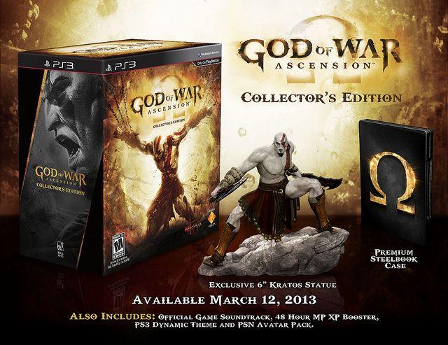 Immagine Per God of War: Ascension una demo singleplayer in arrivo a Febbraio