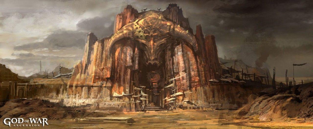 Immagine Nuovi artwork per God of War: Ascension