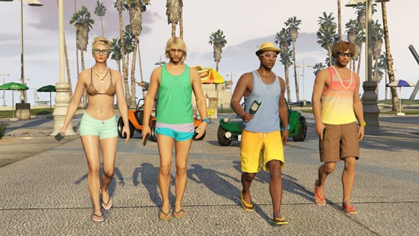 Immagine DLC Beach Bum Pack disponibile