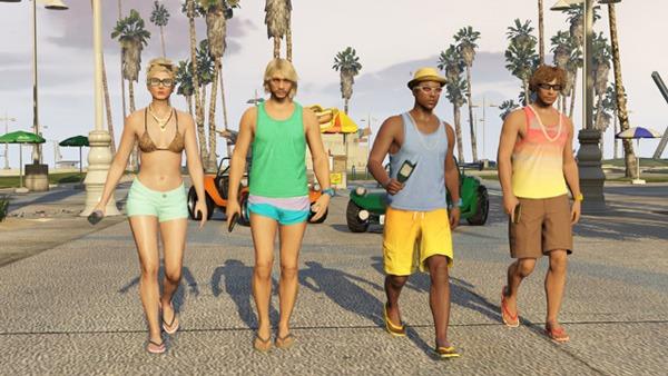 Immagine DLC Beach Bum Pack disponibile