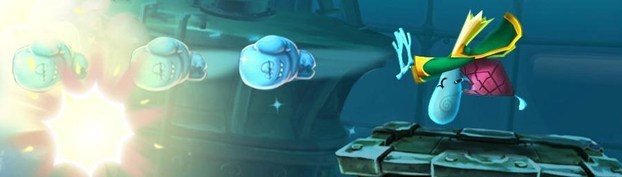 Rayman Legends uscirà il 27 febbraio su Xbox One e Playstation 4