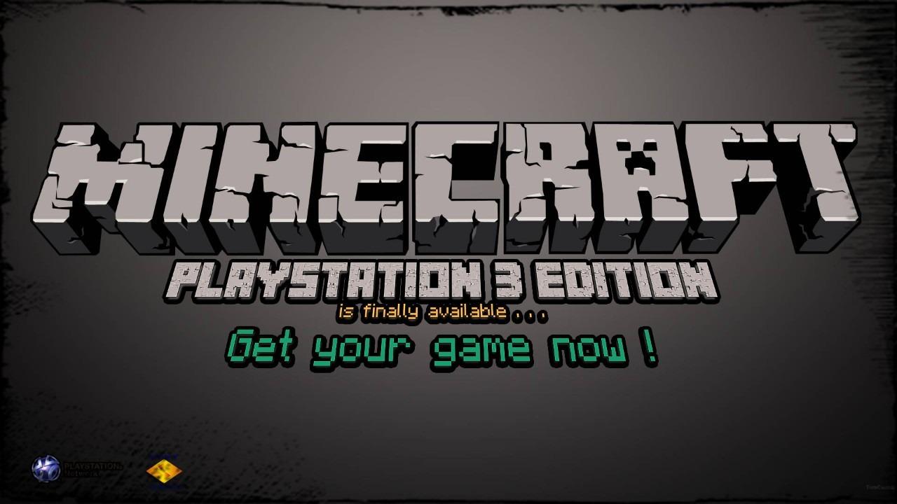 Immagine Minecraft anche per PlayStation 3