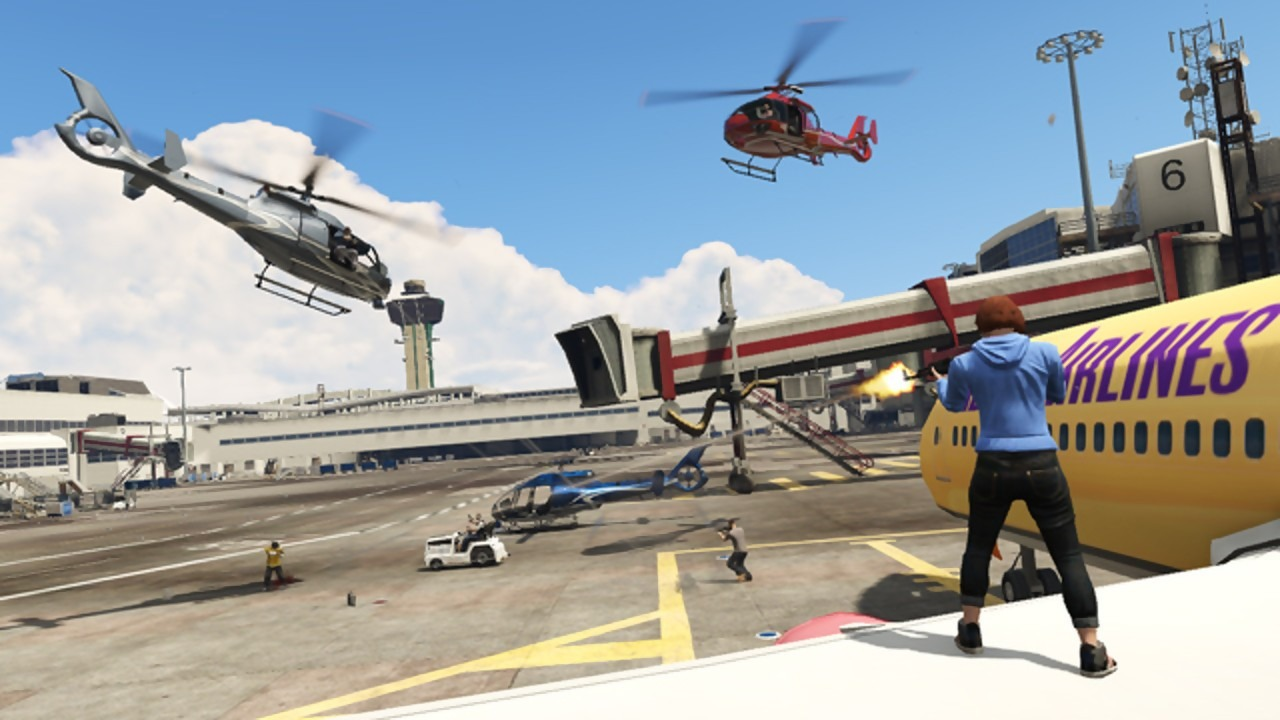 "Immagine Aggiornamento ""Capture"" disponibile per Grand Theft Auto Online"