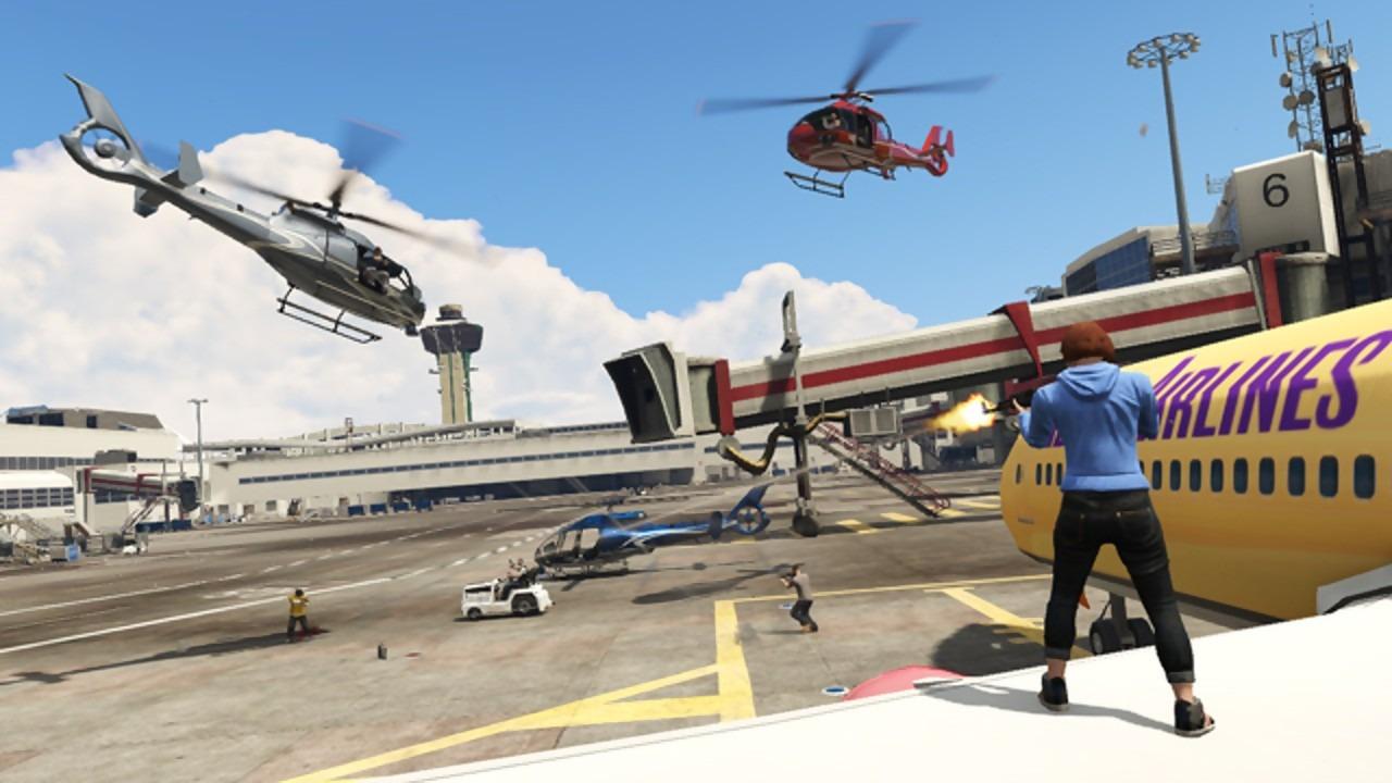 """Immagine Aggiornamento """"Capture"""" disponibile per Grand Theft Auto Online"""