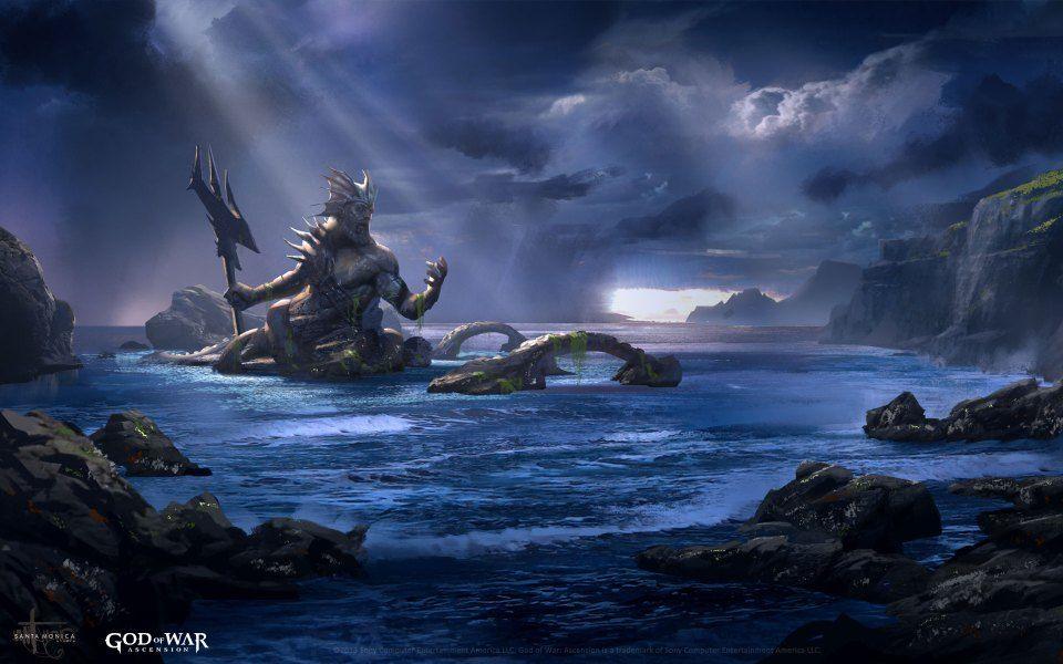 Immagine God of War: Ascension in cinque nuovi artwork