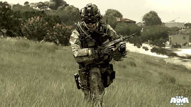 Immagine Arma III richiederà Steam per essere giocato