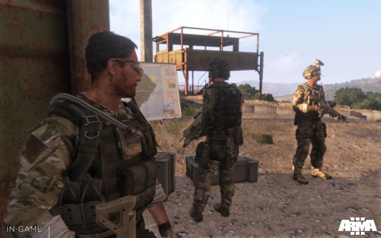 Immagine Arma 3 - Versione Alpha presto disponibile