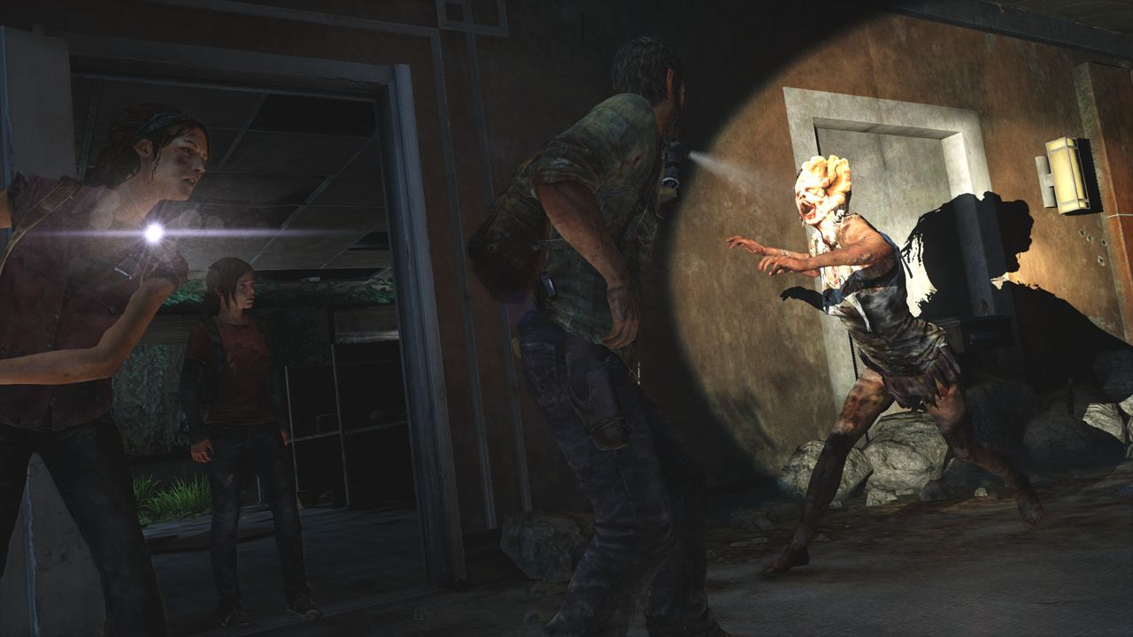 Immagine The Last of Us: video gameplay sui combattimenti