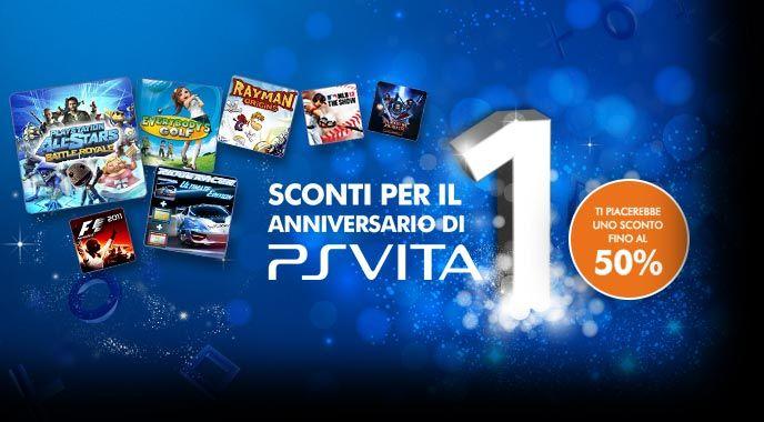 Immagine Molti giochi per PlayStation Vita verranno scontati del 50%