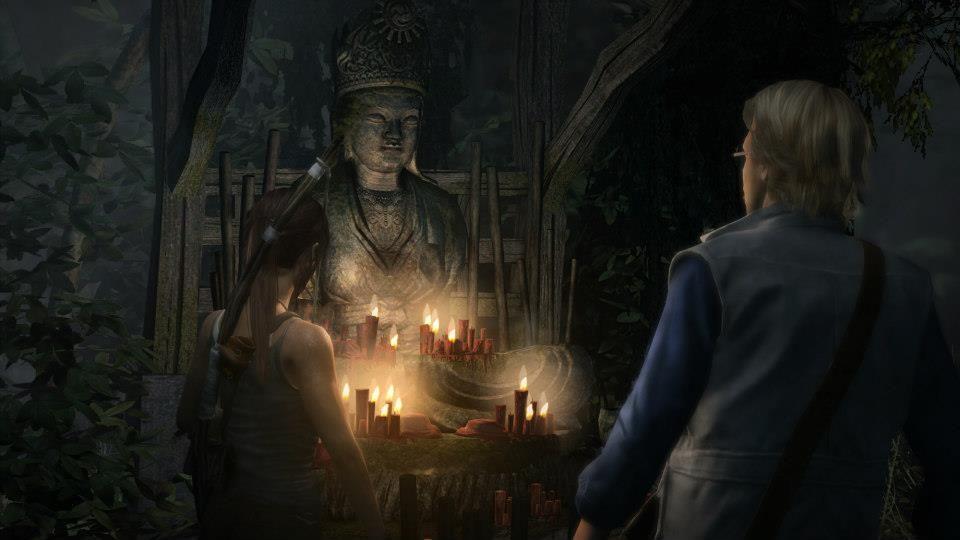 Immagine Tomb Raider: corposa patch pubblicata prima del day one