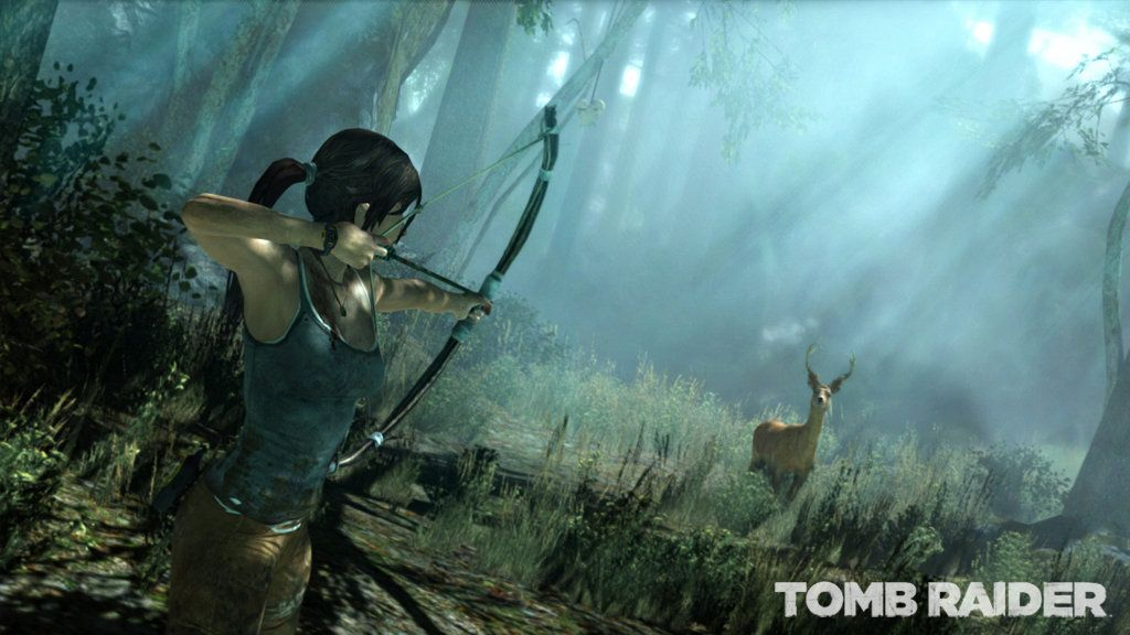 Immagine Tomb Raider: Lara Croft davanti a Kratos nelle classifiche di vendita