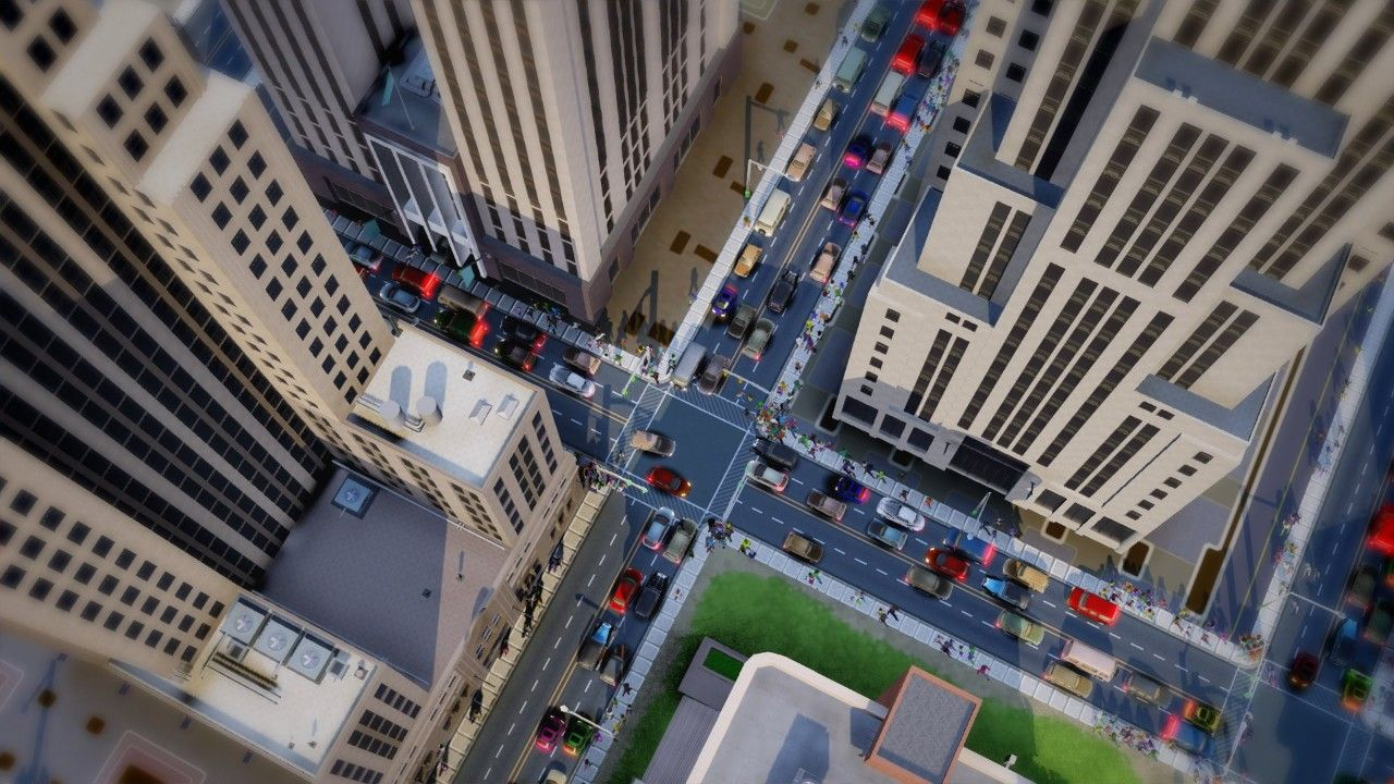 Immagine SimCity ha venduto 1,1 milioni di copie!