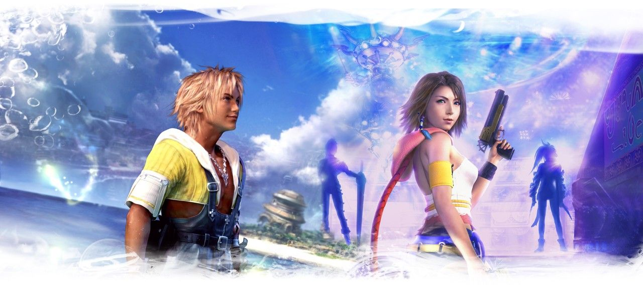 Final Fantasy X | X-2 HD Remaster è ufficiale