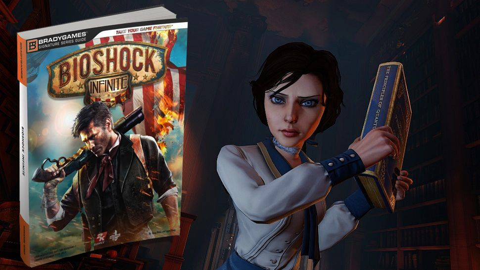 Immagine BioShock Infinite: la guida strategica ufficiale