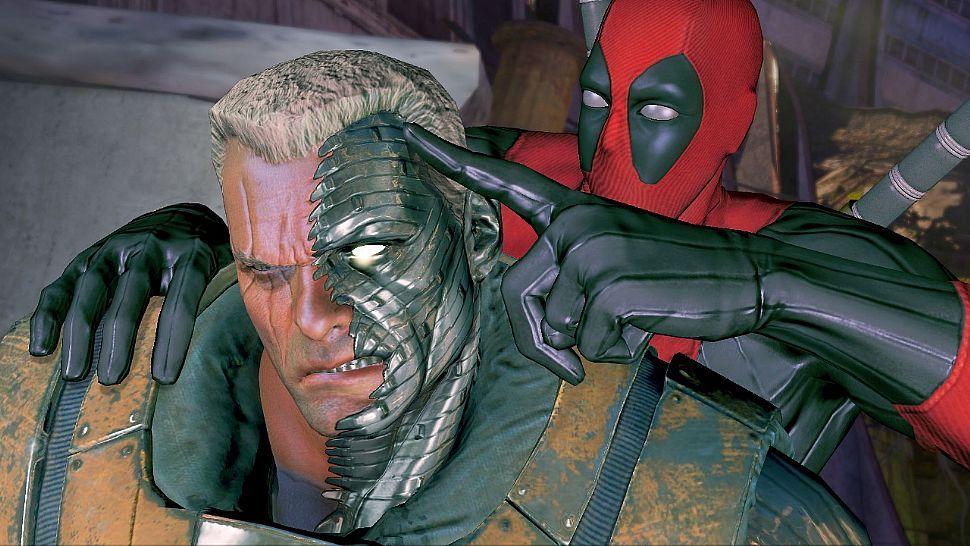Immagine Deadpool annuncia la sua uscita
