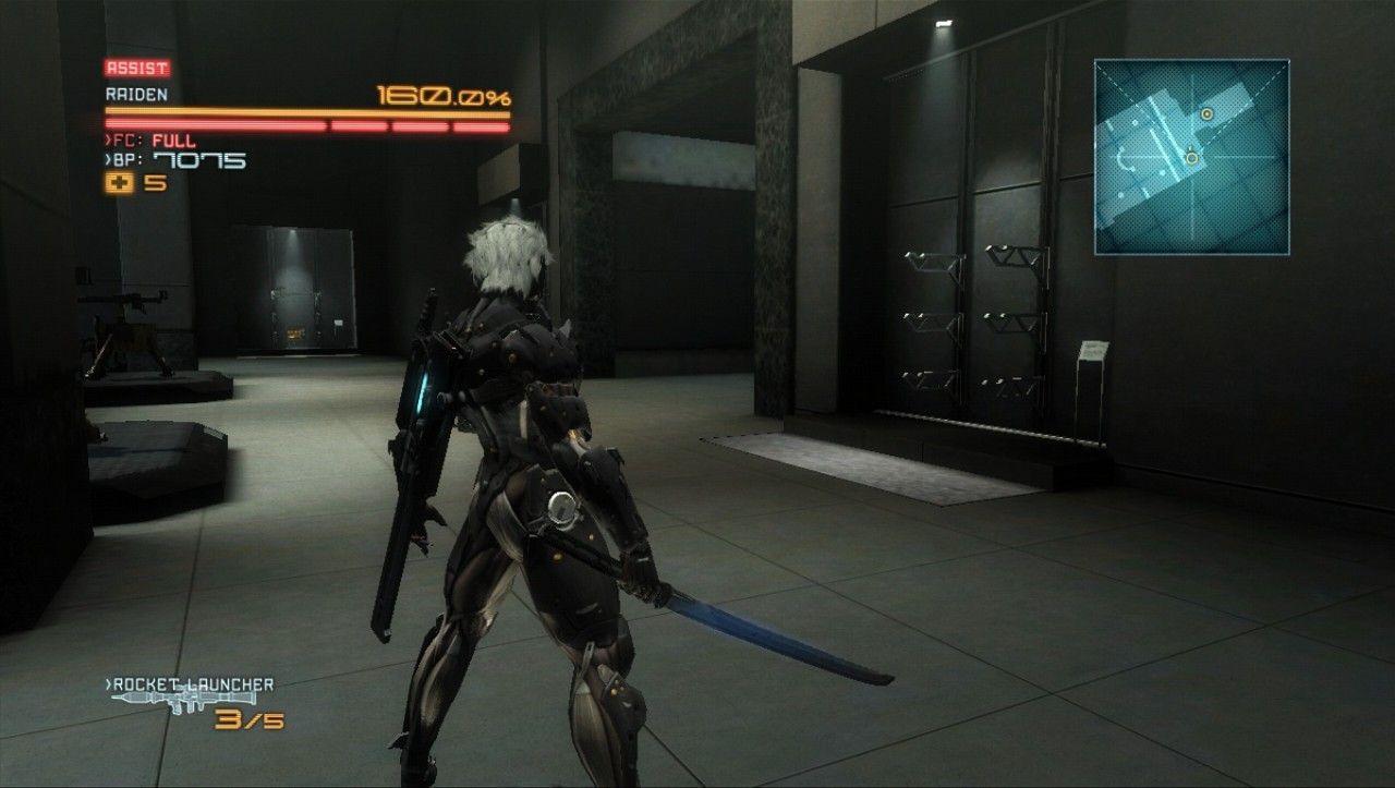 Immagine Annunciata la data per il DLC delle missioni VR di MGR: Revengeance