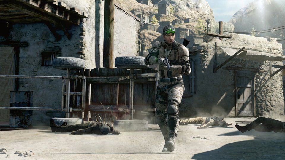 Immagine Tom Clancy's Splinter Cell: Blacklist anche su Wii U