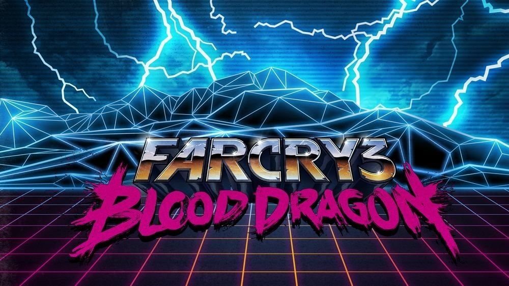 Far Cry 3: Blood Dragon, reveal trailer e primo video gameplay