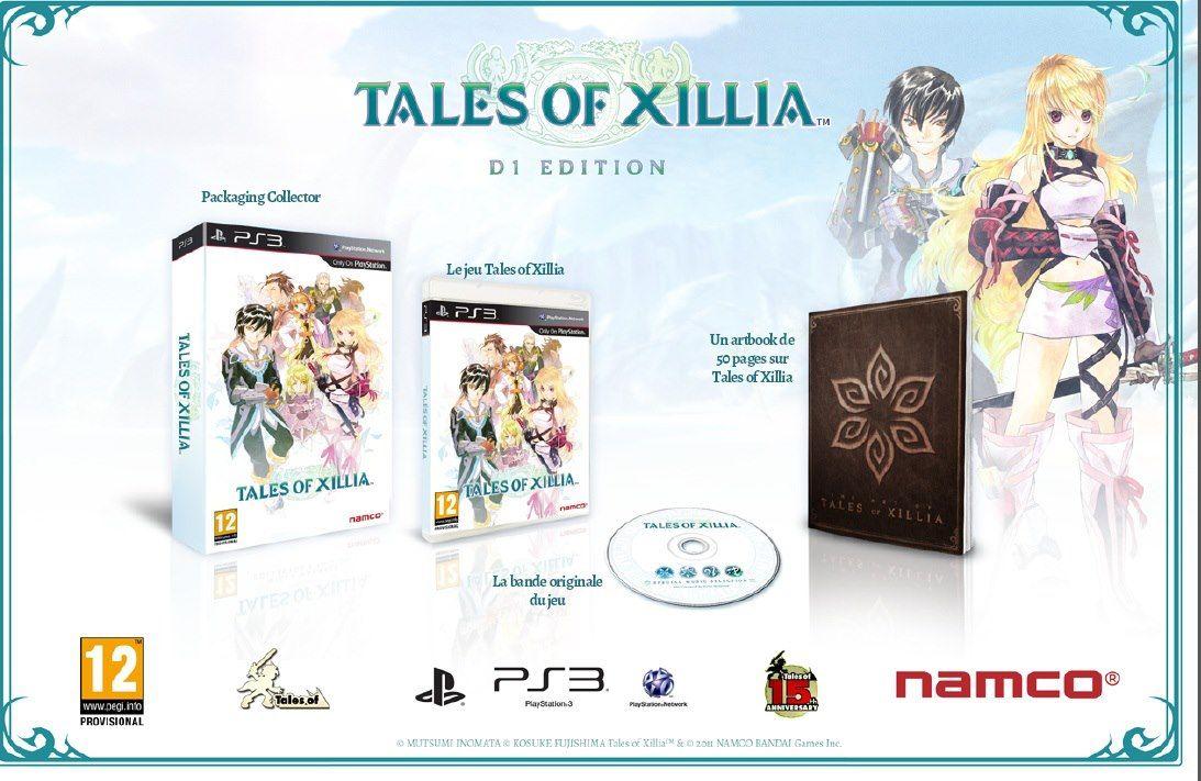 Immagine Tales of Xillia - annunciata la data di uscita