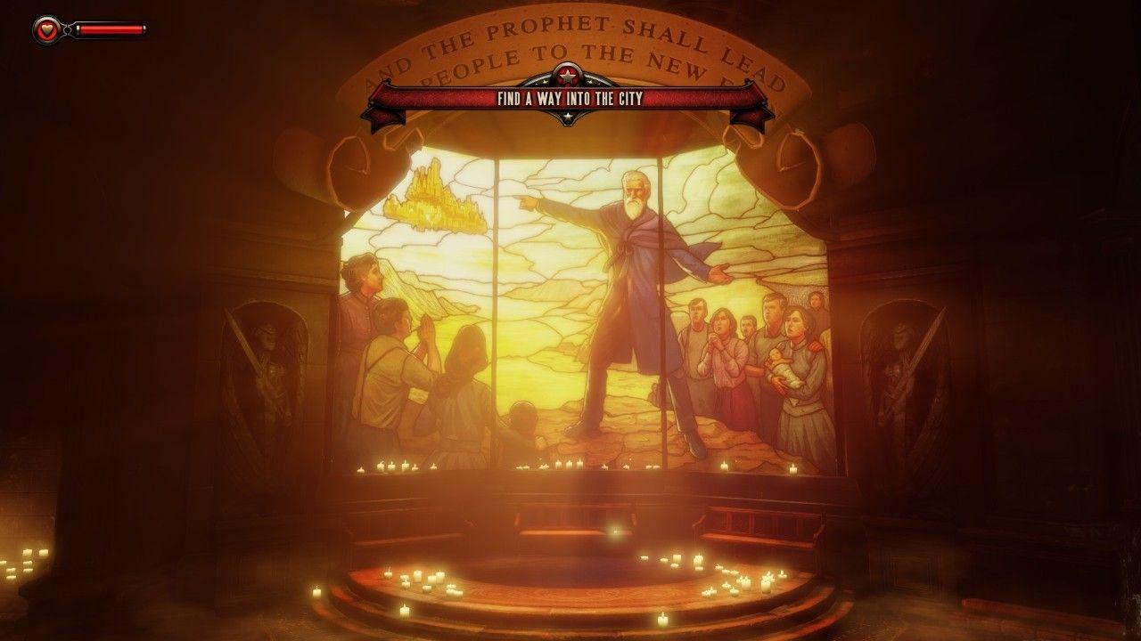"""Immagine BioShock Infinite: giocatore rimborsato per una """"blasfemia estrema"""""""