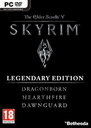 Immagine The Elder Scrolls V: Skyrim ecco la Legendary Edition!