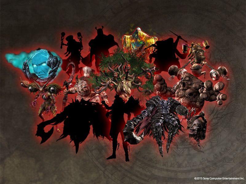Due nuovi mostri nel prossimo DLC per Soul Sacrifice