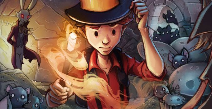 Deponia in regalo col pre-order di The Night of the Rabbit